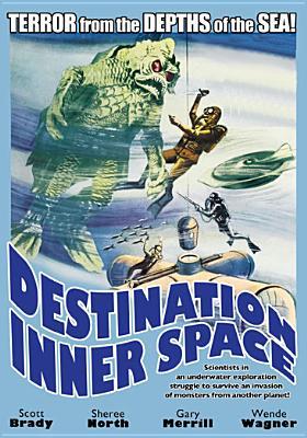 DESTINATION INNER SPACE BY BRADY,SCOTT (DVD)