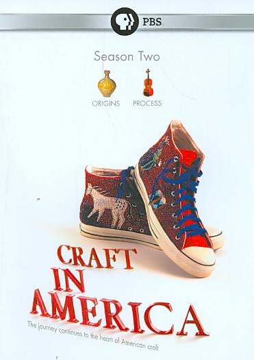 CRAFT IN AMERICA:SEASON 2 BY CRAFT IN AMERICA (DVD)